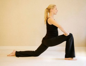 low-lunge